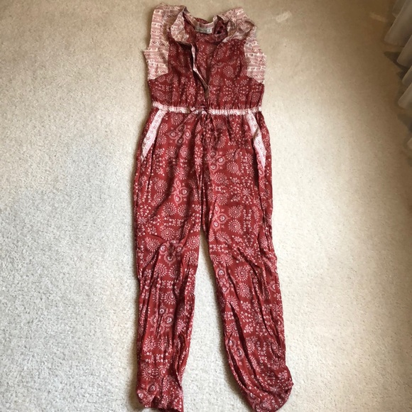 dc823bf50849 Abercrombie   Fitch Other - Abercrombie   Fitch printed jumpsuit!